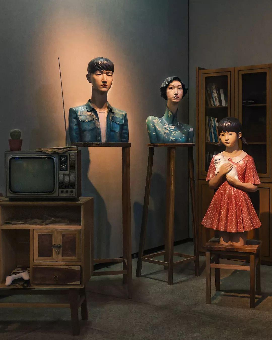 第十三届全国美展·雕塑作品展插图385
