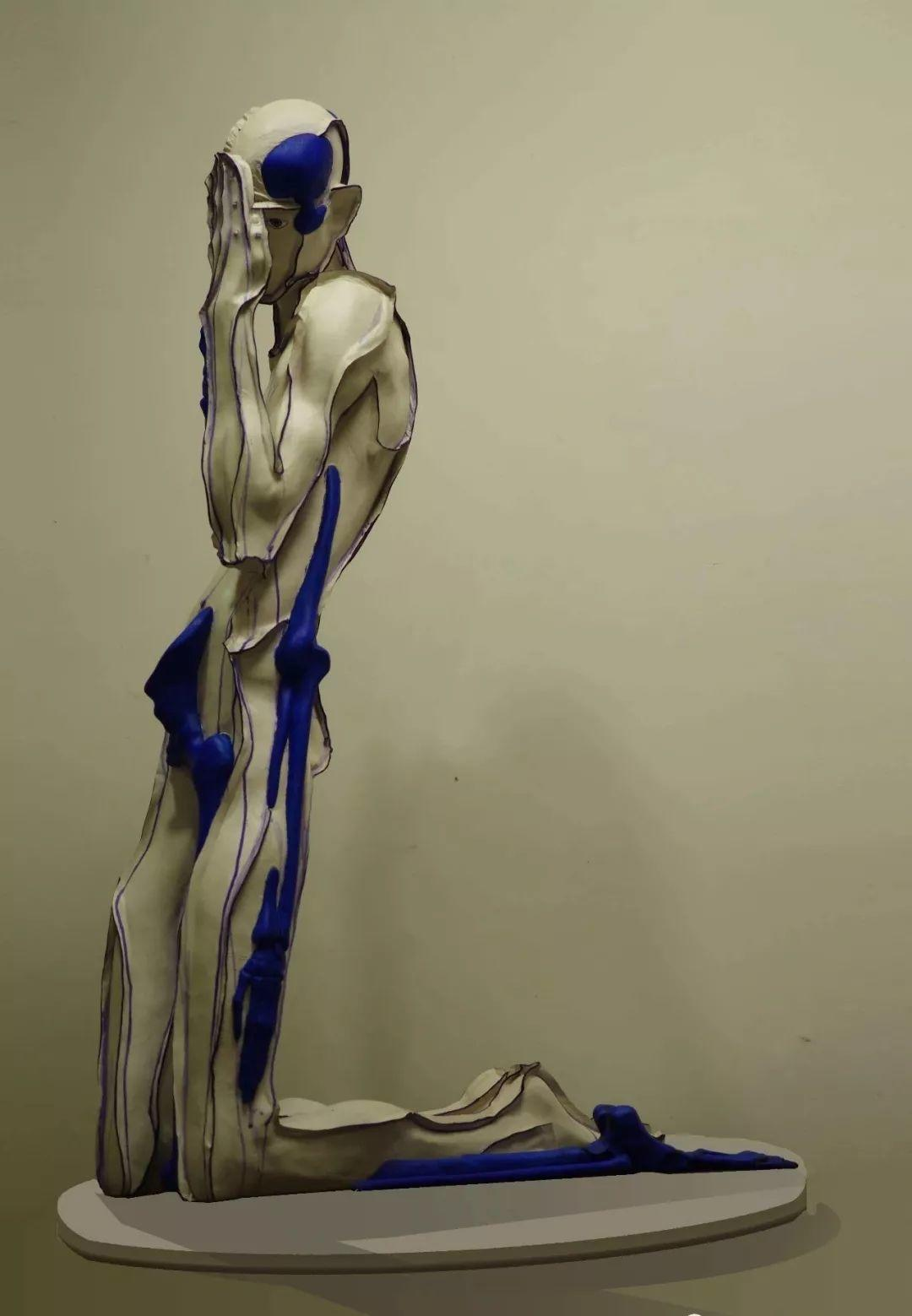 第十三届全国美展·雕塑作品展插图387