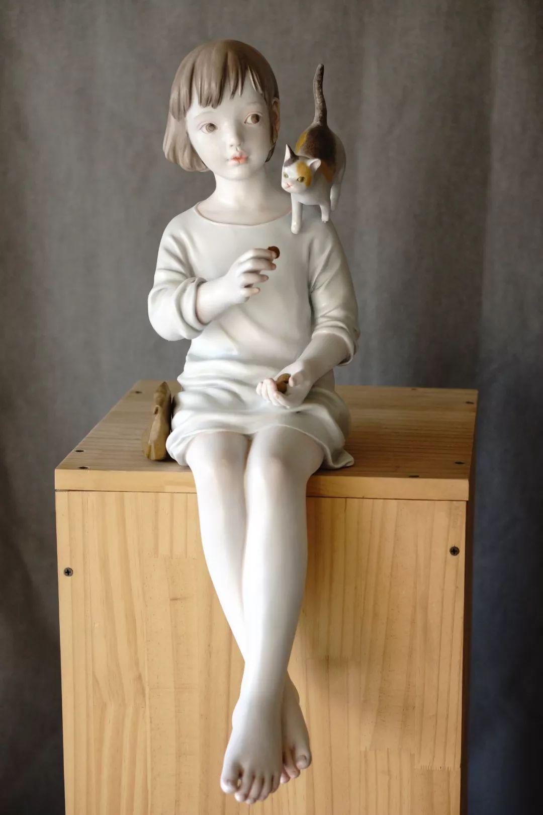 第十三届全国美展·雕塑作品展插图393