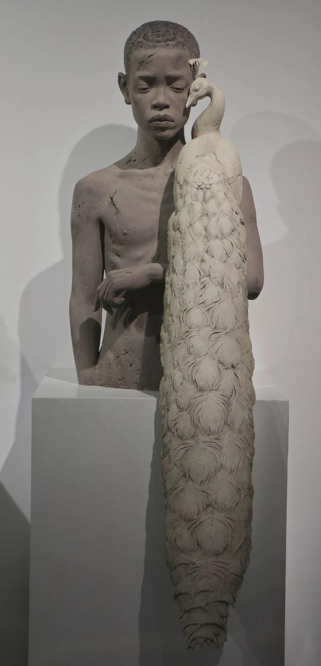 第十三届全国美展·雕塑作品展插图395