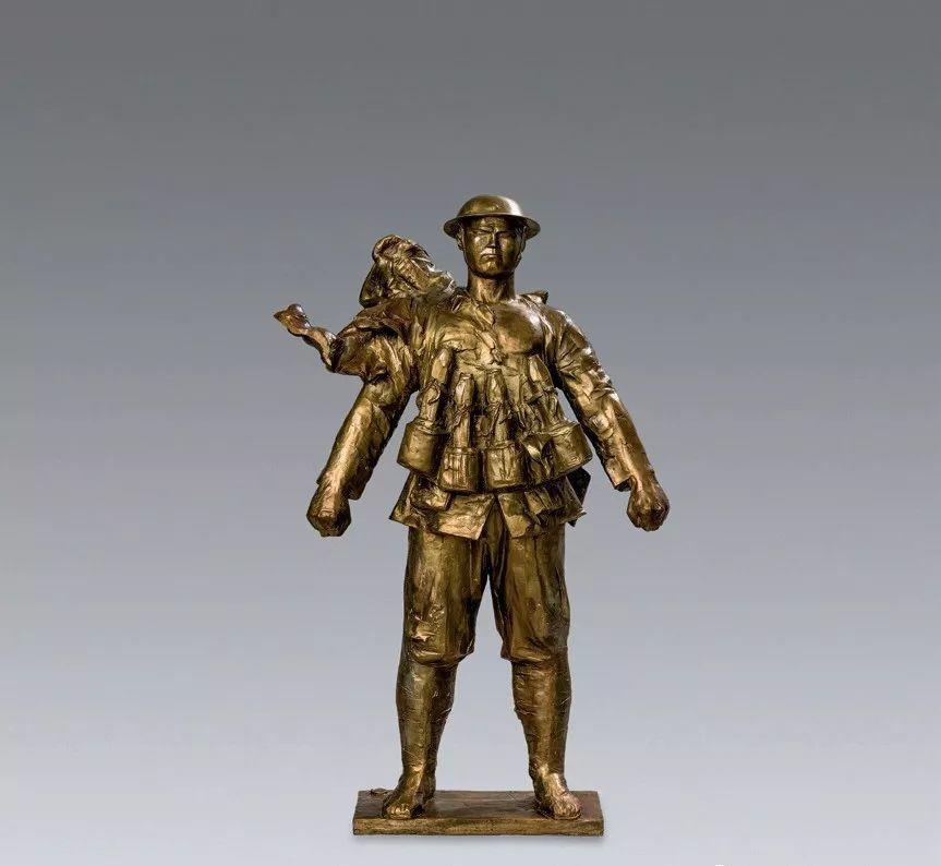 第十三届全国美展·雕塑作品展插图397