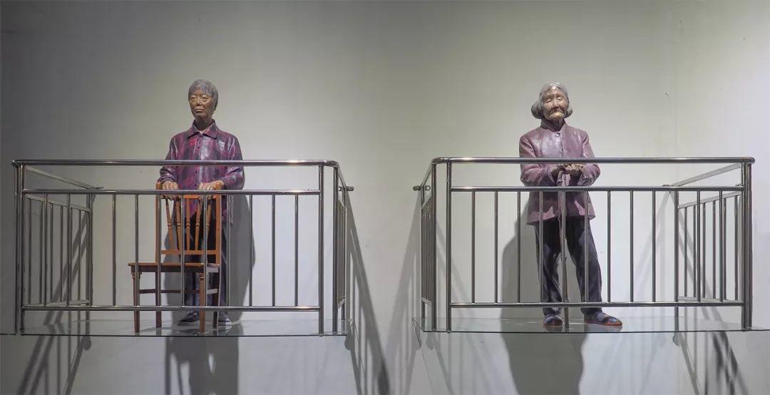 第十三届全国美展·雕塑作品展插图403
