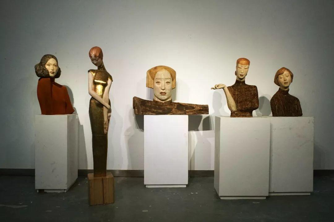 第十三届全国美展·雕塑作品展插图405
