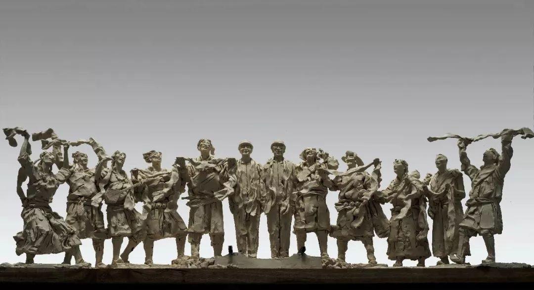 第十三届全国美展·雕塑作品展插图415