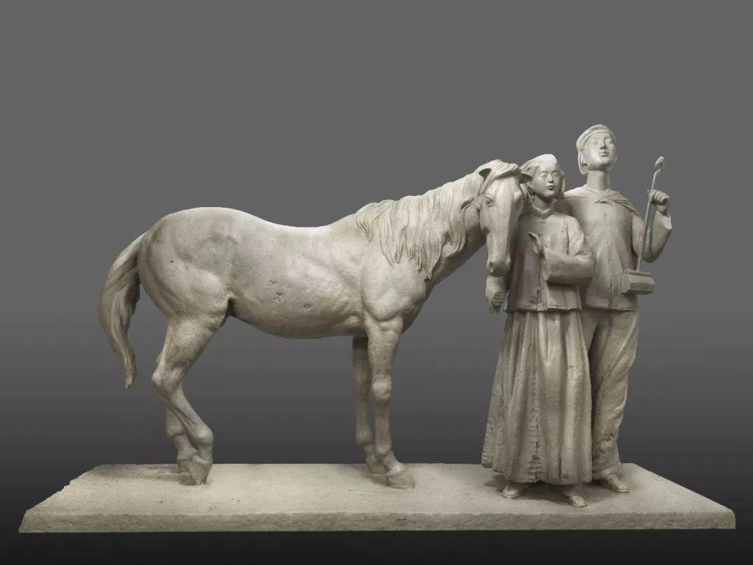 第十三届全国美展·雕塑作品展插图421
