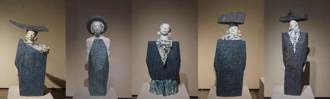 第十三届全国美展·雕塑作品展插图437