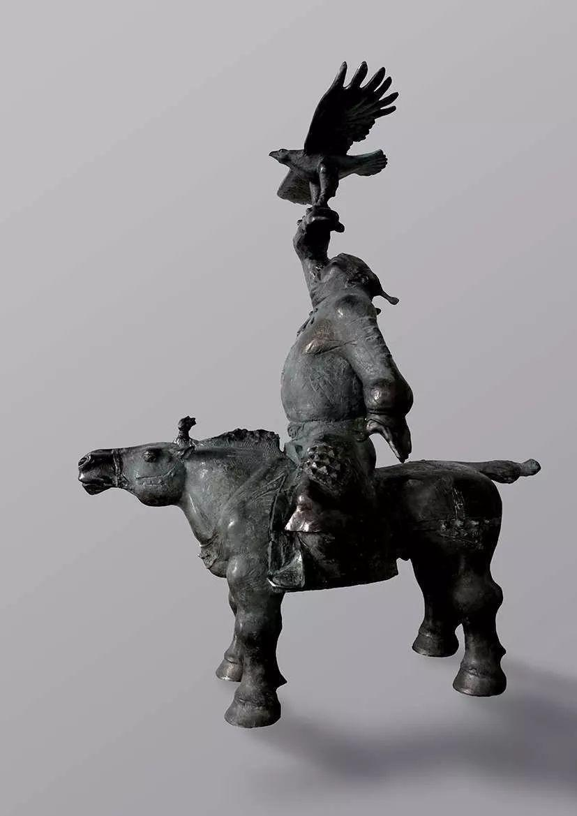 第十三届全国美展·雕塑作品展插图439