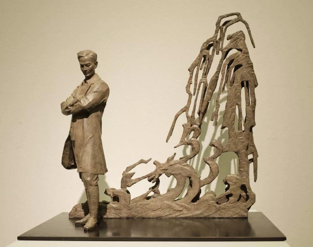 第十三届全国美展·雕塑作品展插图443
