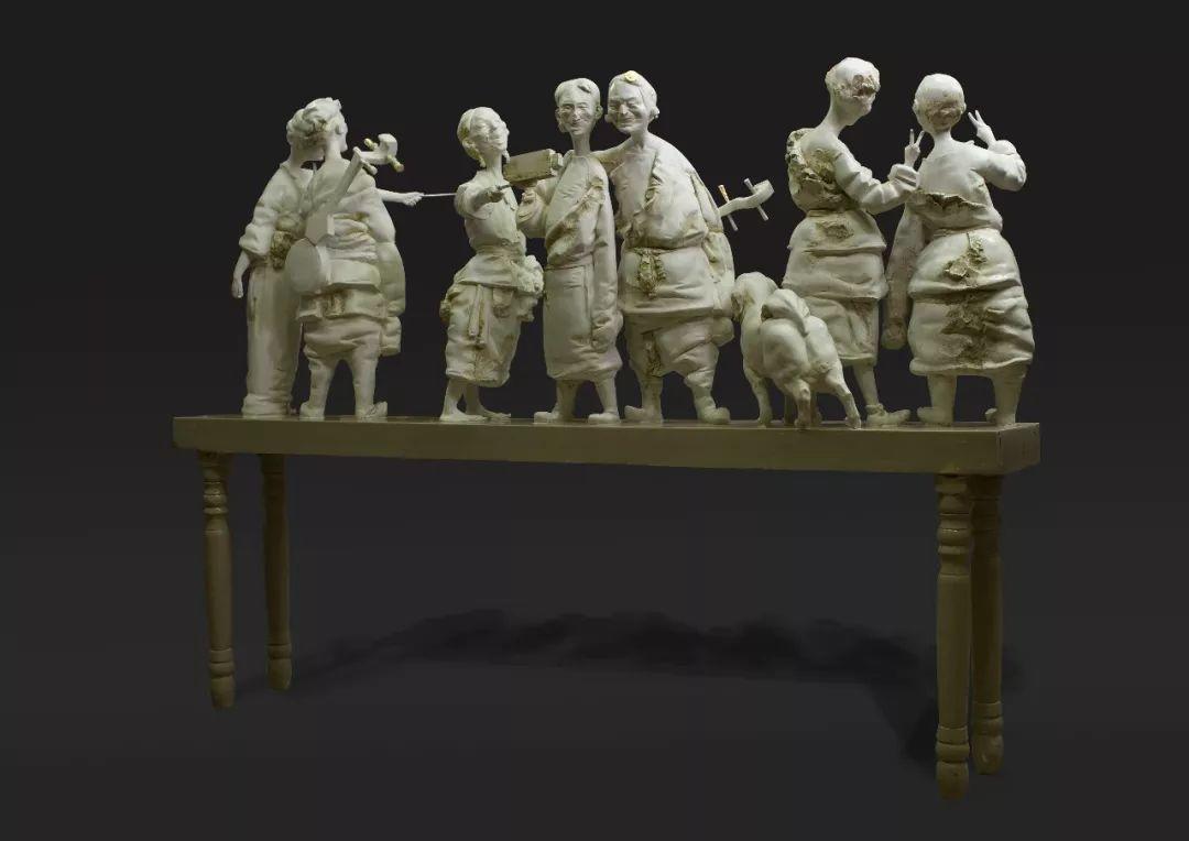 第十三届全国美展·雕塑作品展插图453