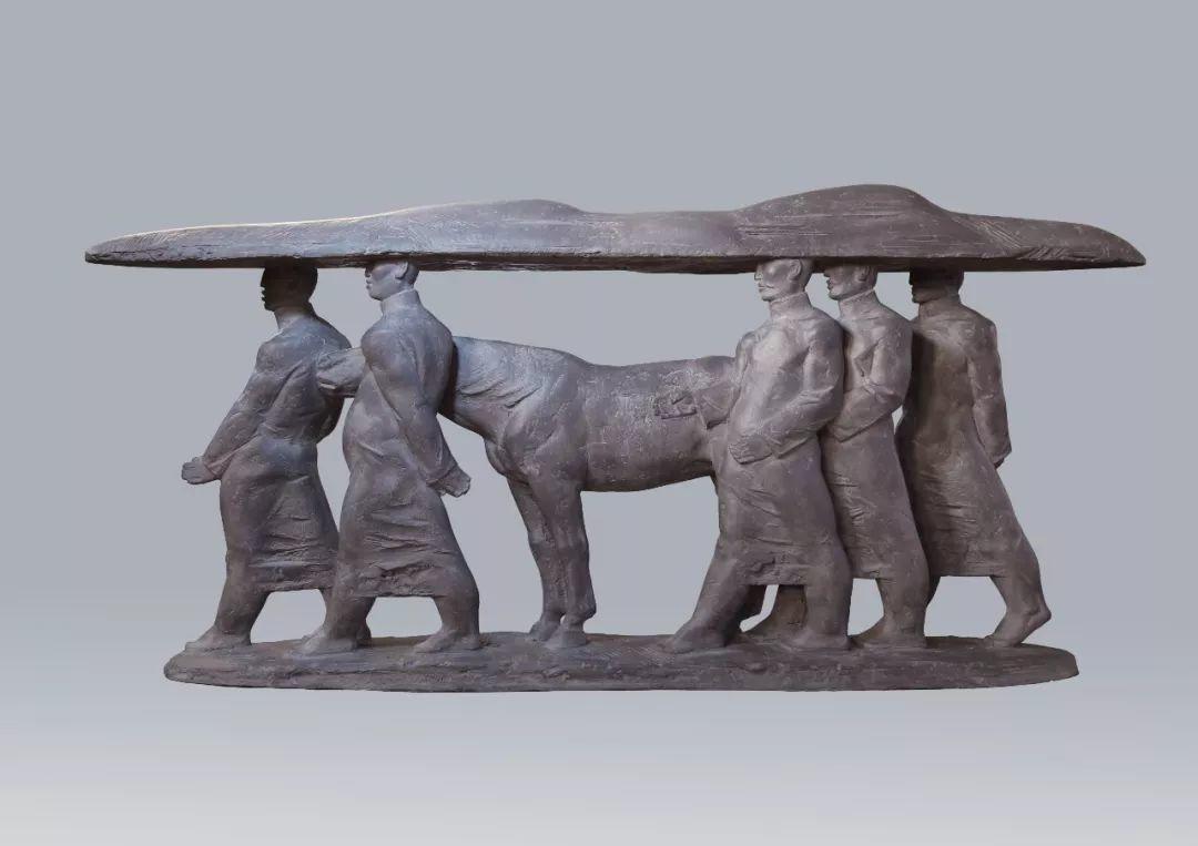 第十三届全国美展·雕塑作品展插图459