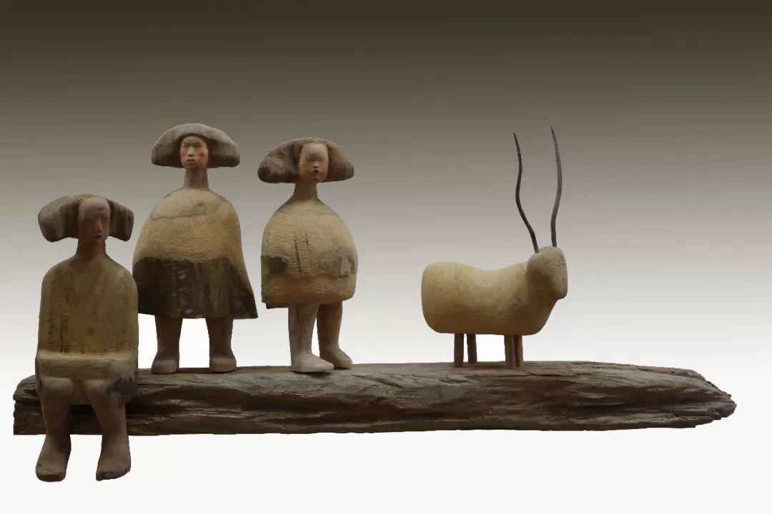 第十三届全国美展·雕塑作品展插图467