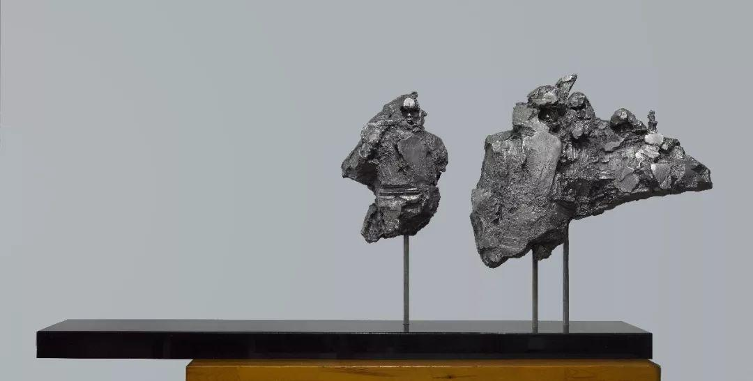 第十三届全国美展·雕塑作品展插图471