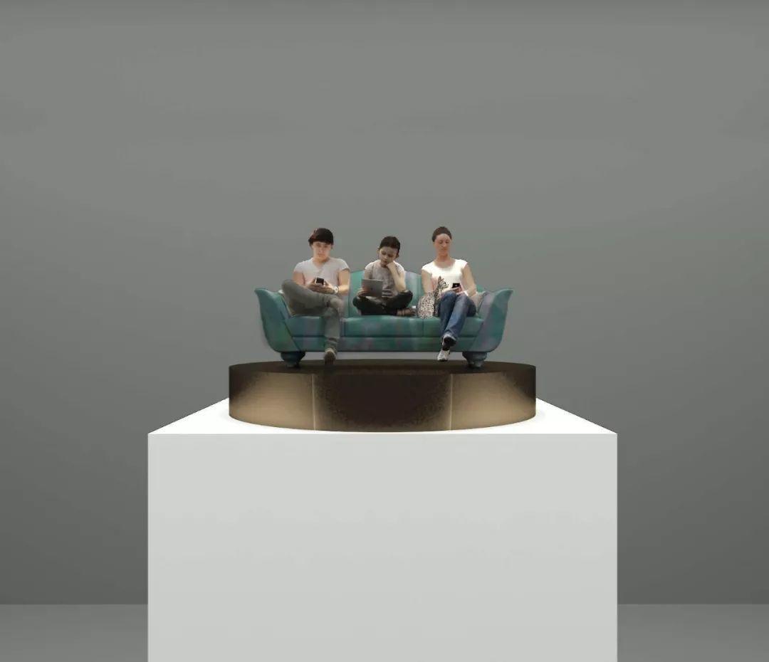 第十三届全国美展·雕塑作品展插图481
