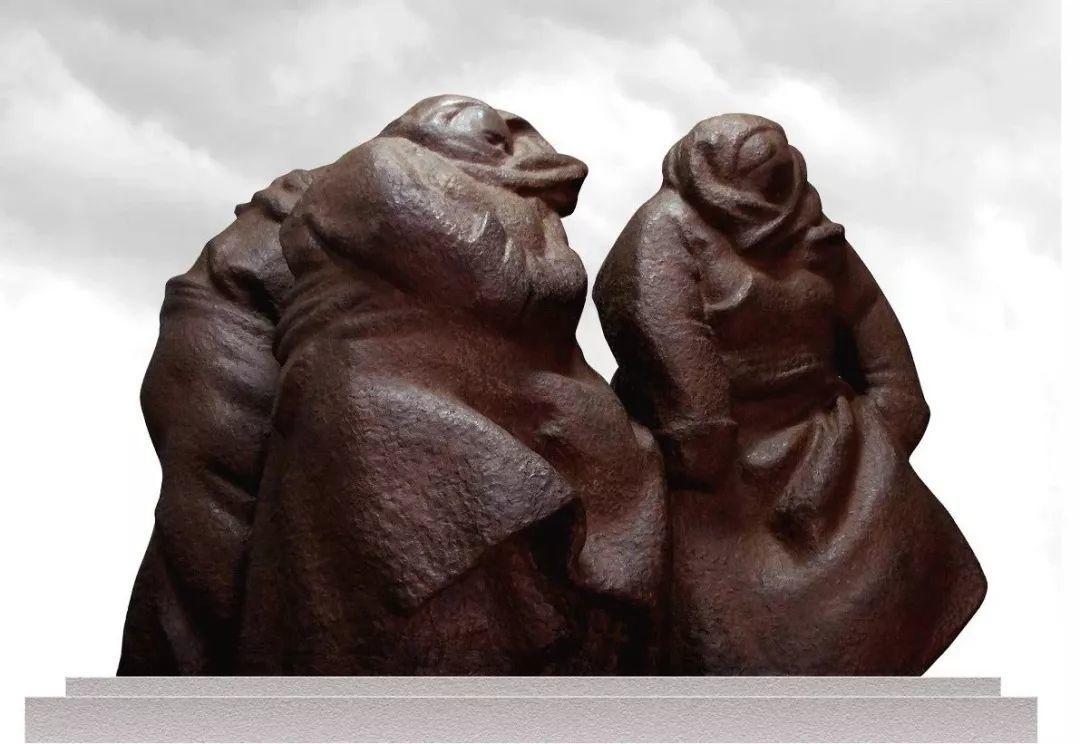 第十三届全国美展·雕塑作品展插图483