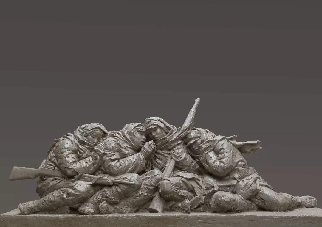 第十三届全国美展·雕塑作品展插图509