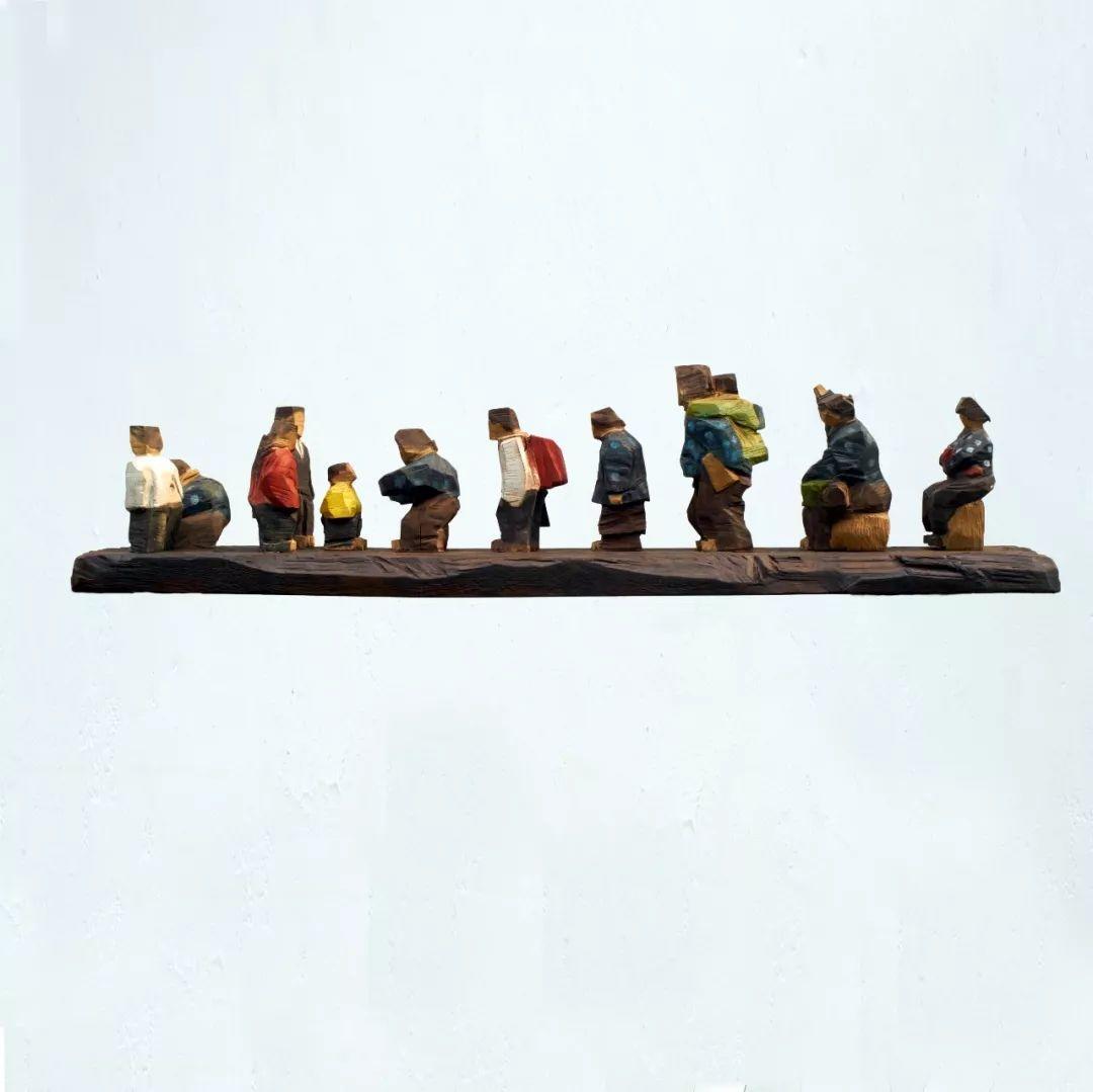 第十三届全国美展·雕塑作品展插图517