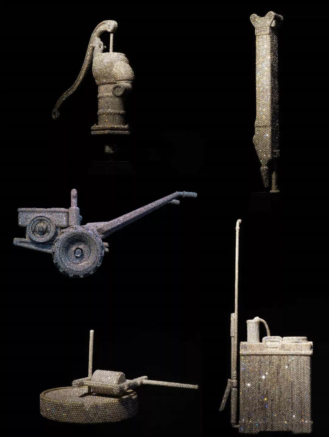 第十三届全国美展·雕塑作品展插图521