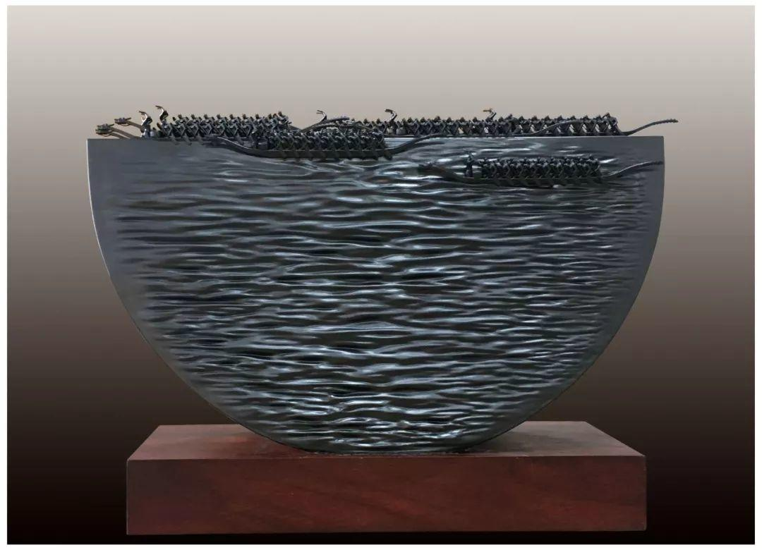 第十三届全国美展·雕塑作品展插图527