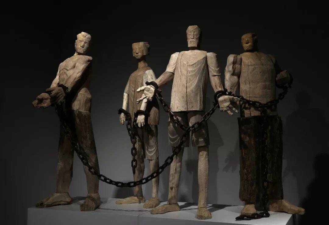 第十三届全国美展·雕塑作品展插图531