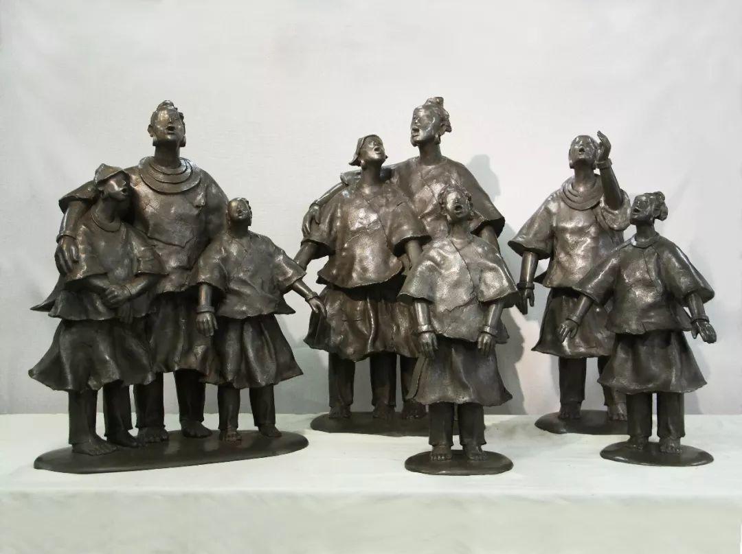 第十三届全国美展·雕塑作品展插图537