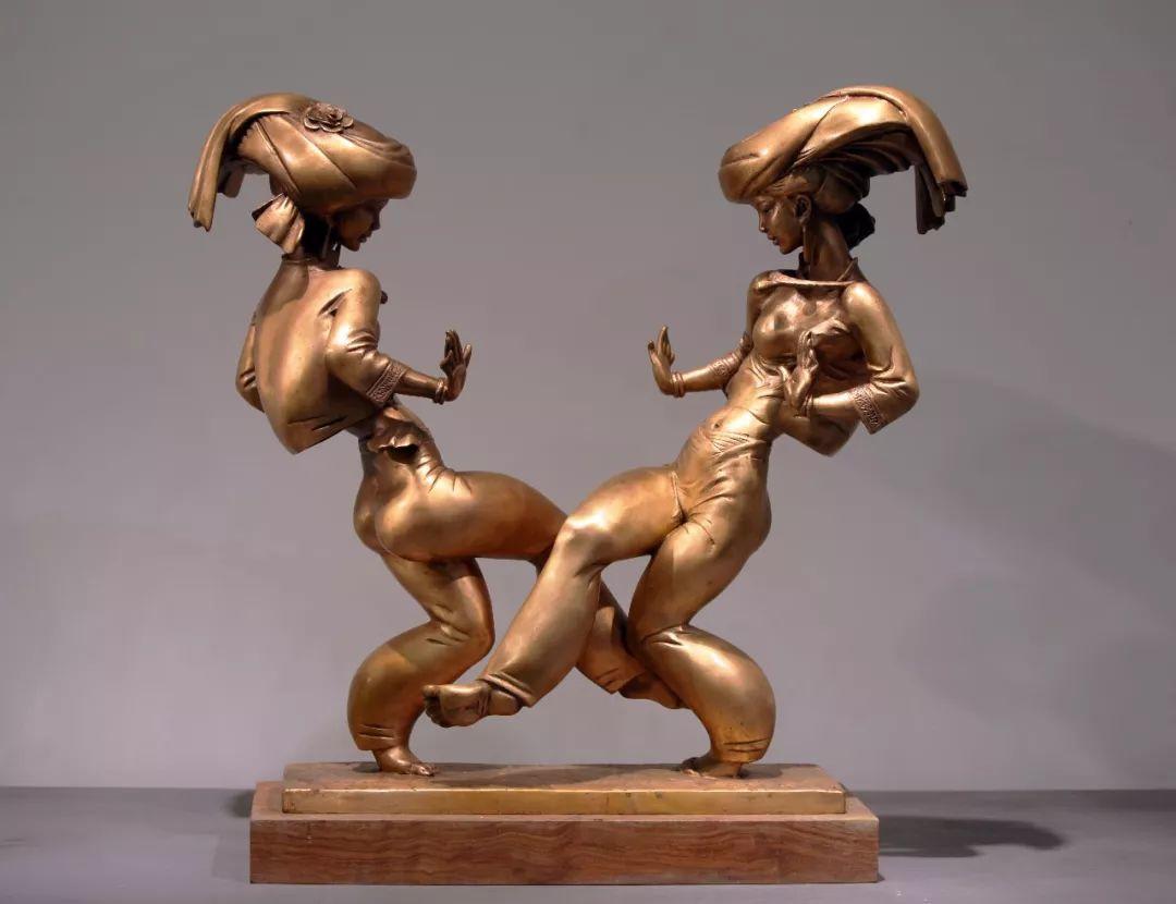 第十三届全国美展·雕塑作品展插图543