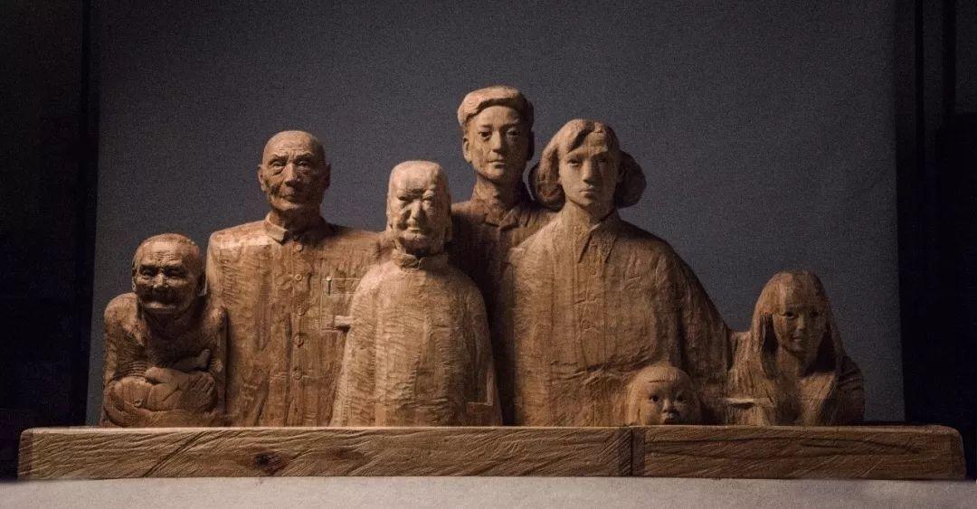 第十三届全国美展·雕塑作品展插图557