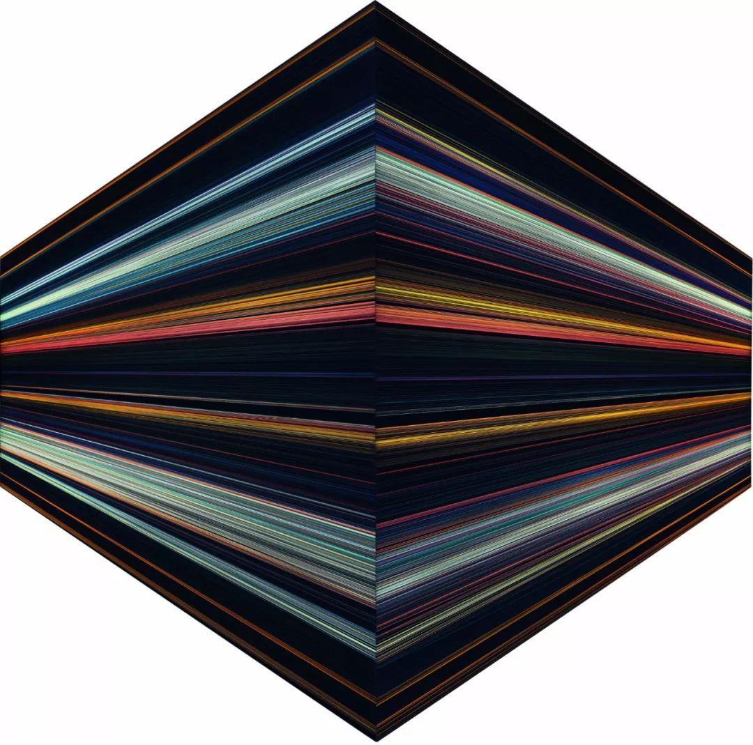 第十三届全国美展·综合材料绘画作品展插图15
