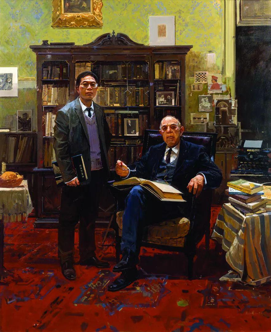 第十三届全国美展油画作品展全集595幅 (上)插图2