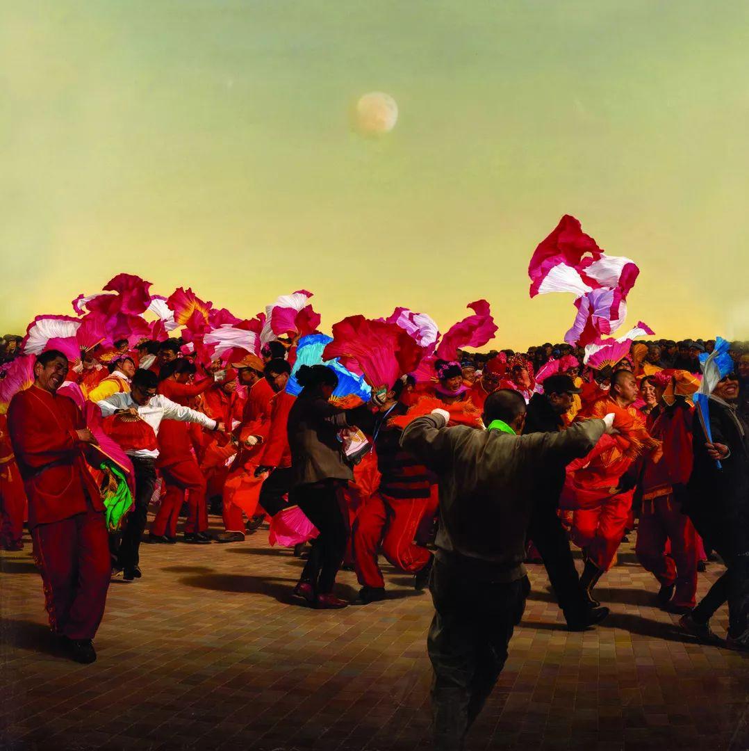 第十三届全国美展油画作品展全集595幅 (上)插图3