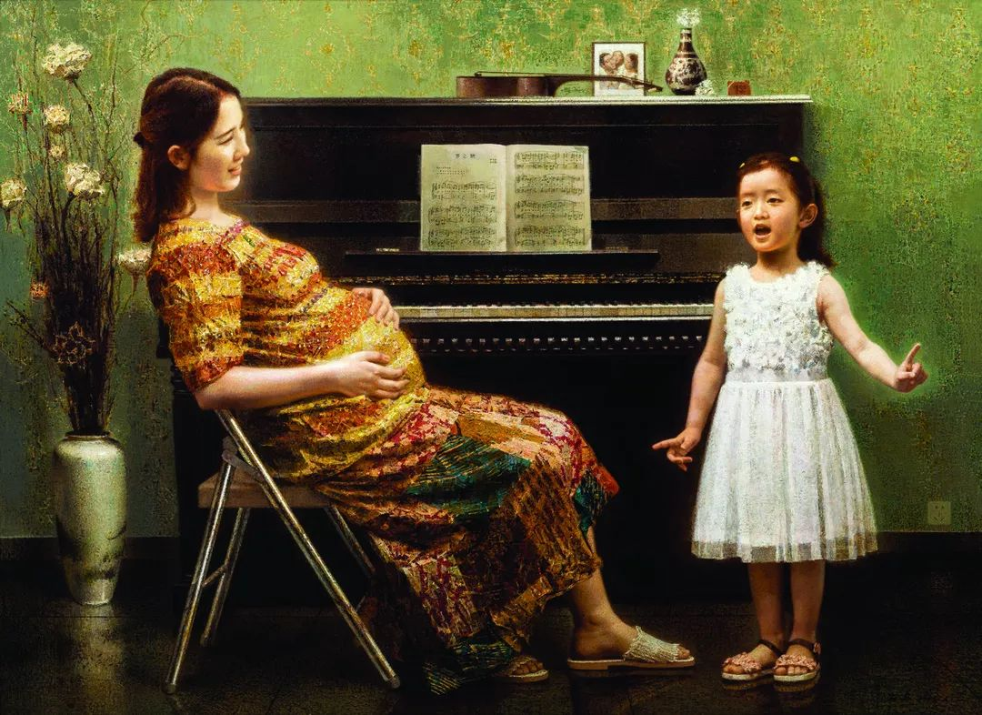 第十三届全国美展油画作品展全集595幅 (上)插图6