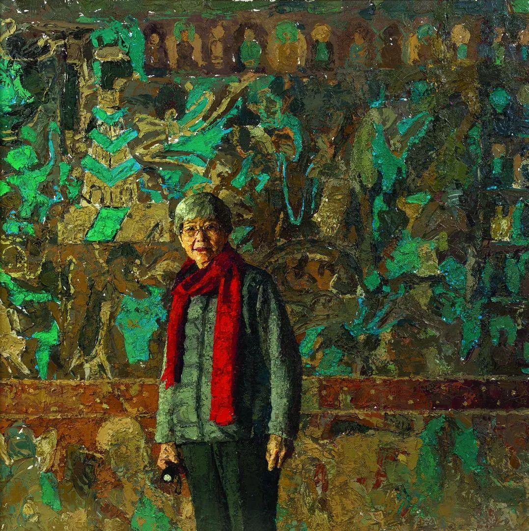 第十三届全国美展油画作品展全集595幅 (上)插图12