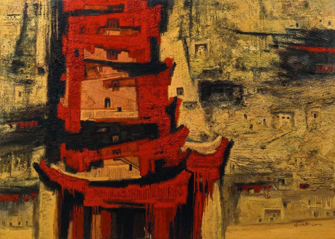 第十三届全国美展油画作品展全集595幅 (上)插图22