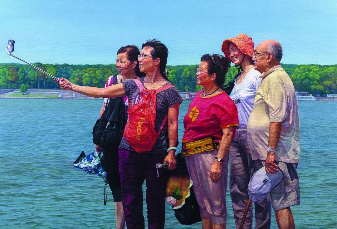 第十三届全国美展油画作品展全集595幅 (上)插图38