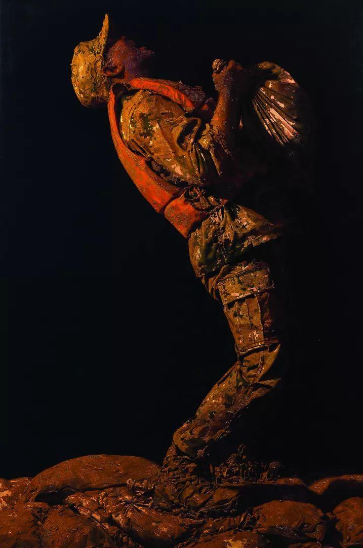 第十三届全国美展油画作品展全集595幅 (上)插图44