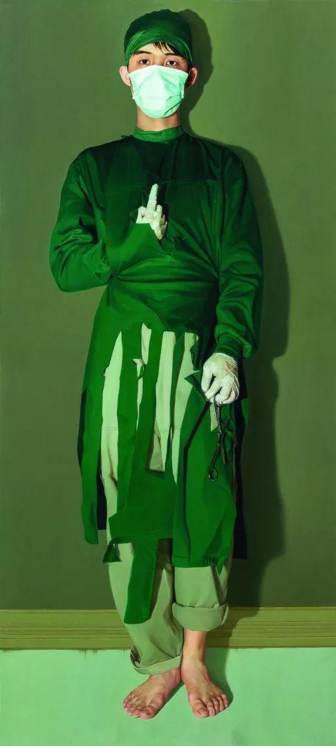 第十三届全国美展油画作品展全集595幅 (上)插图46