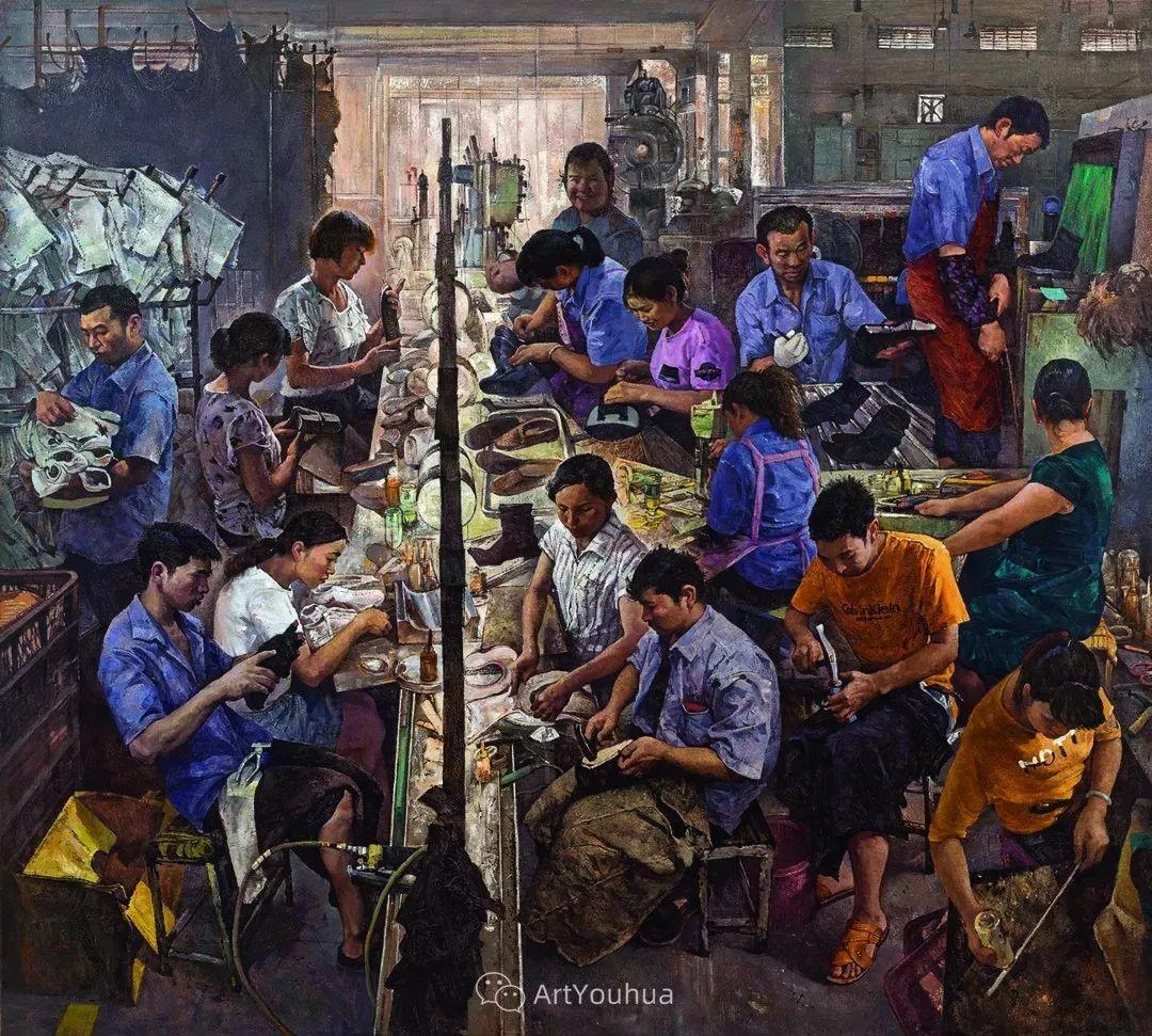 第十三届全国美展油画作品展全集595幅 (上)插图58