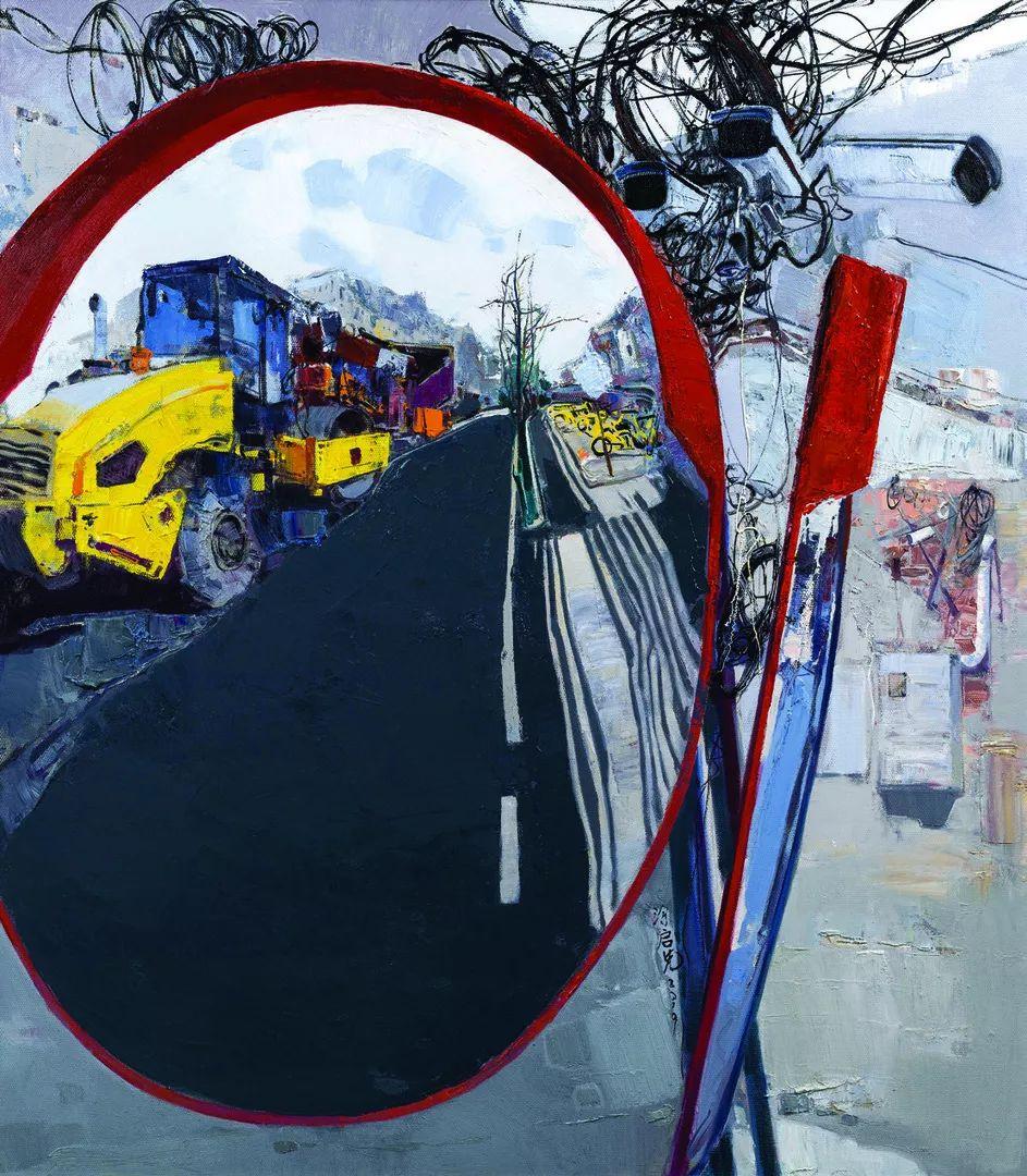 第十三届全国美展油画作品展全集595幅 (上)插图59