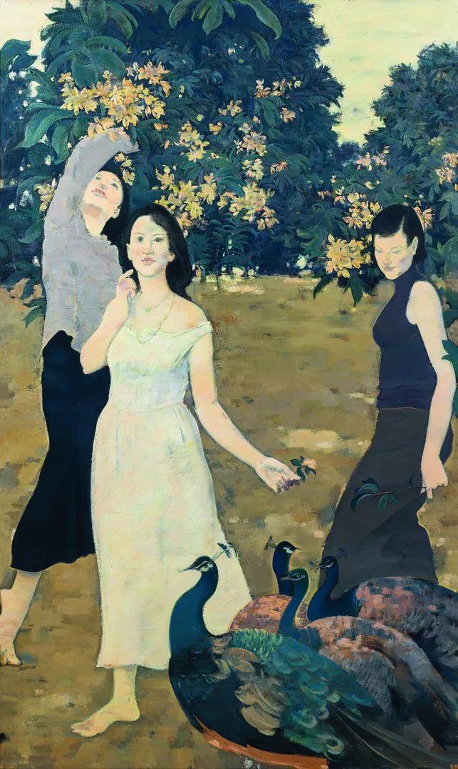 第十三届全国美展油画作品展全集595幅 (上)插图65