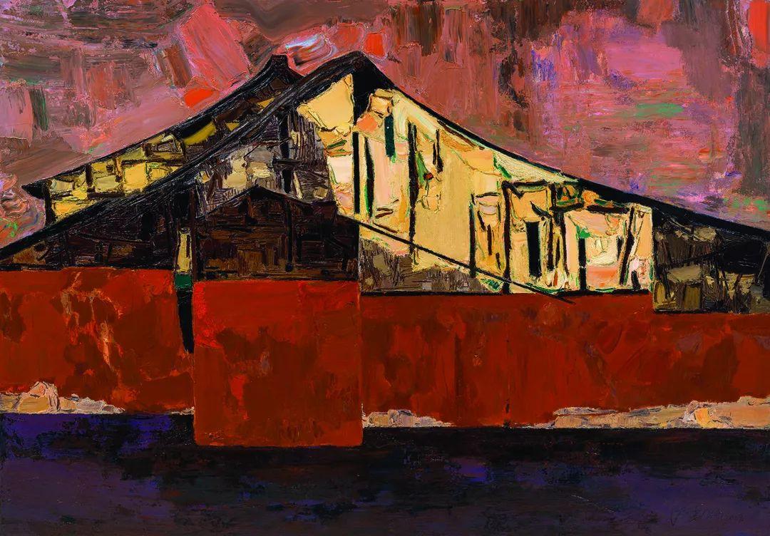 第十三届全国美展油画作品展全集595幅 (上)插图71