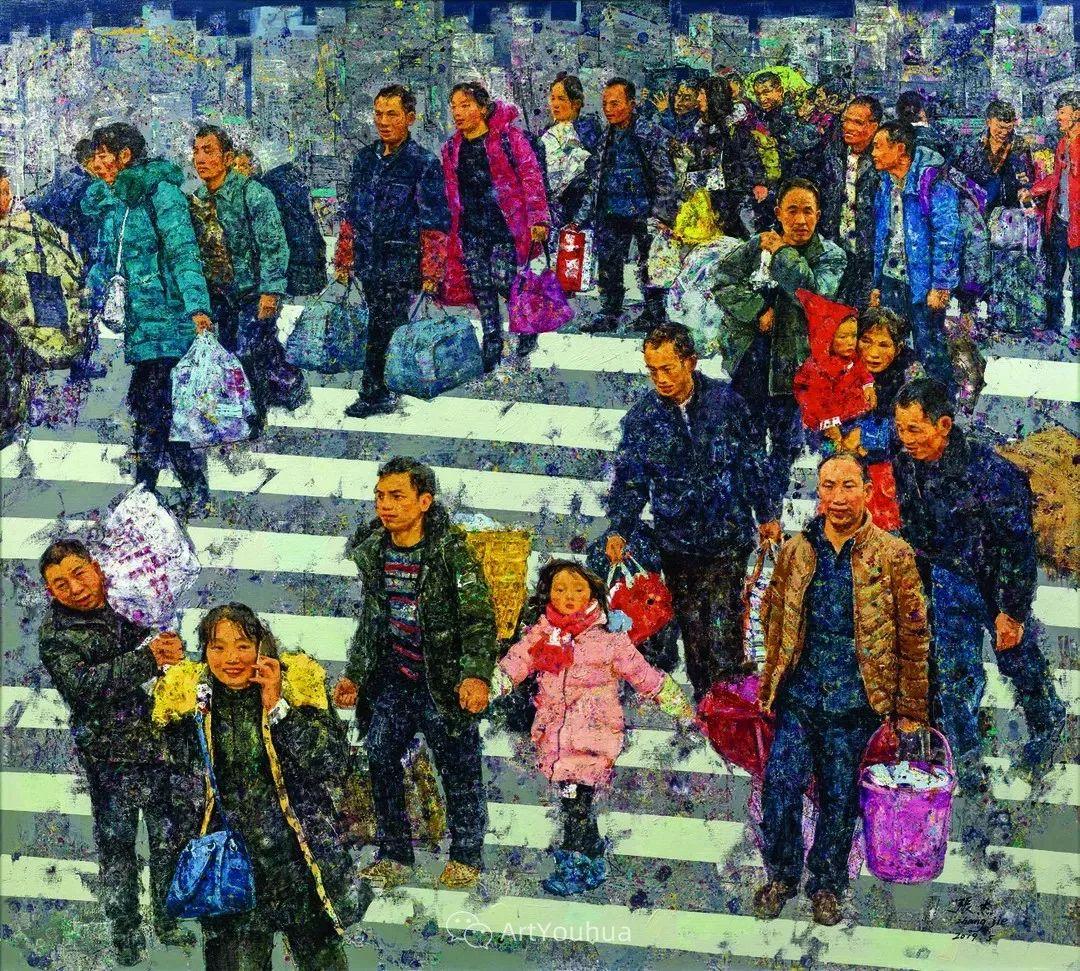 第十三届全国美展油画作品展全集595幅 (上)插图78