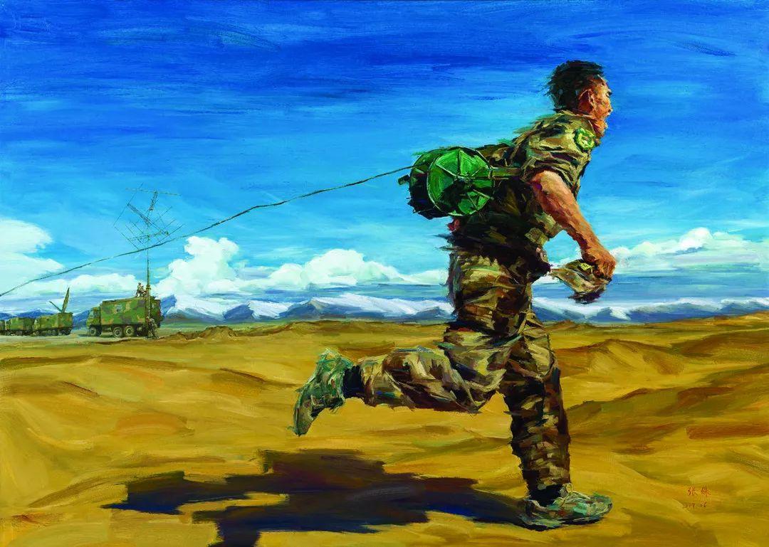 第十三届全国美展油画作品展全集595幅 (上)插图83