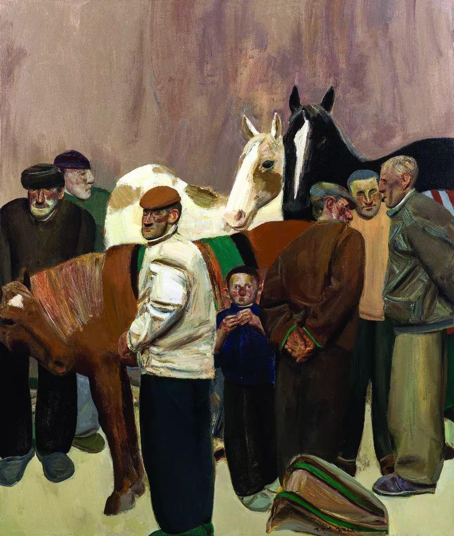 第十三届全国美展油画作品展全集595幅 (上)插图86