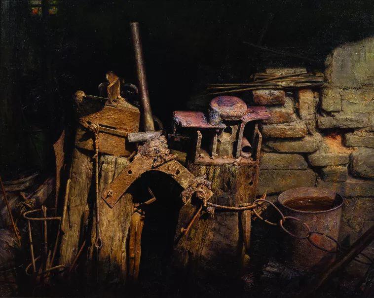 第十三届全国美展油画作品展全集595幅 (上)插图95