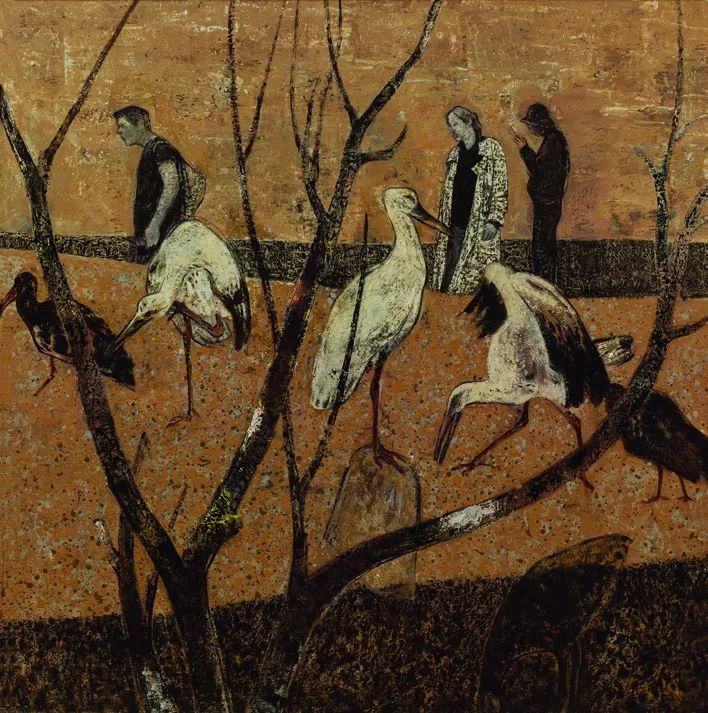 第十三届全国美展油画作品展全集595幅 (上)插图106