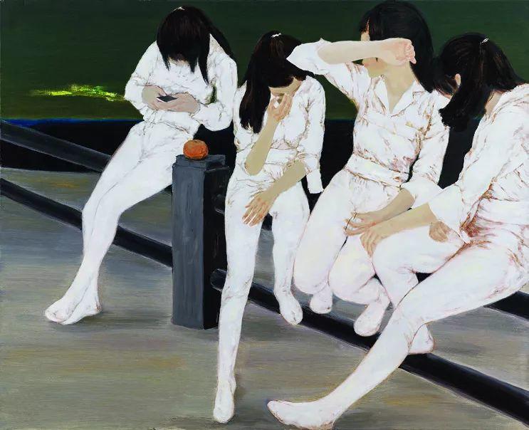 第十三届全国美展油画作品展全集595幅 (上)插图109