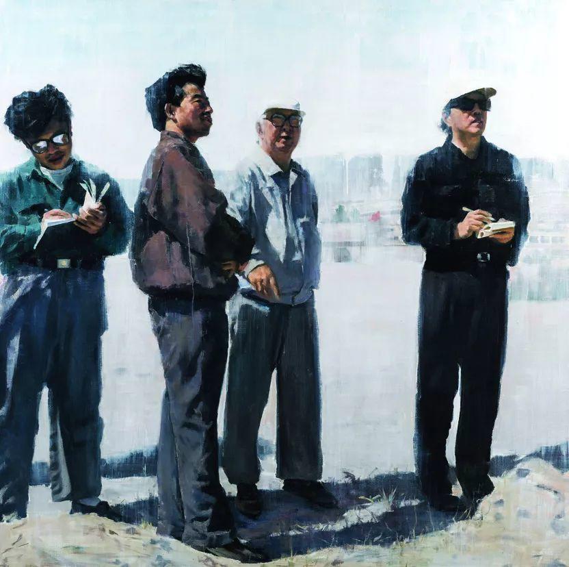 第十三届全国美展油画作品展全集595幅 (上)插图112