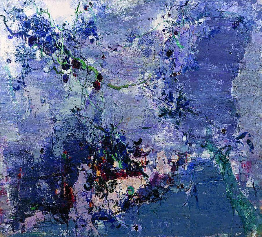 第十三届全国美展油画作品展全集595幅 (上)插图117