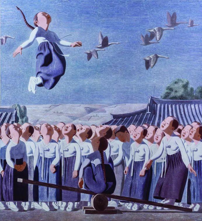 第十三届全国美展油画作品展全集595幅 (上)插图130