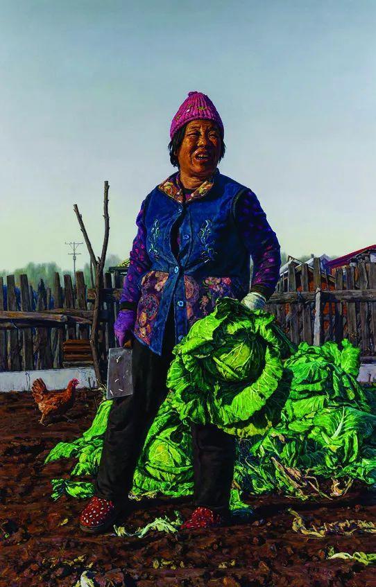 第十三届全国美展油画作品展全集595幅 (上)插图143