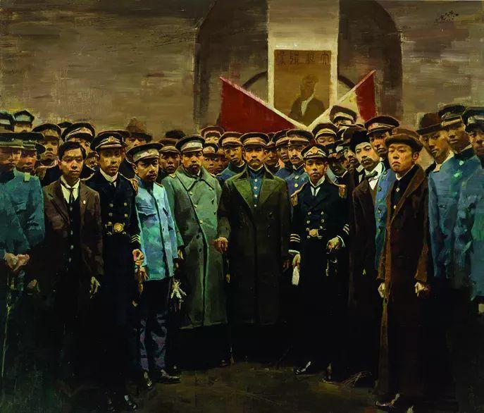 第十三届全国美展油画作品展全集595幅 (上)插图148